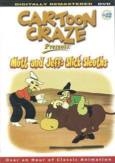Cartoon Craze: Mutt and Jeff & Friends - DVD