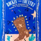 ROCKIN' THE COUNTRY - Various Artist (1995) - Cassette Tape