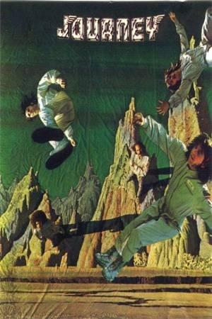 JOURNEY - Journey (1975) - Cassette Tape