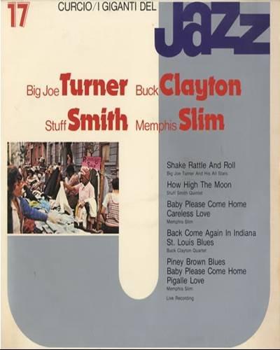 I GIGANTI DEL JAZZ No. 17 - Cassette Tape
