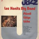 I GIGANTI DEL JAZZ No. 7 - LEE KONITZ BIG BAND - Cassette Tape