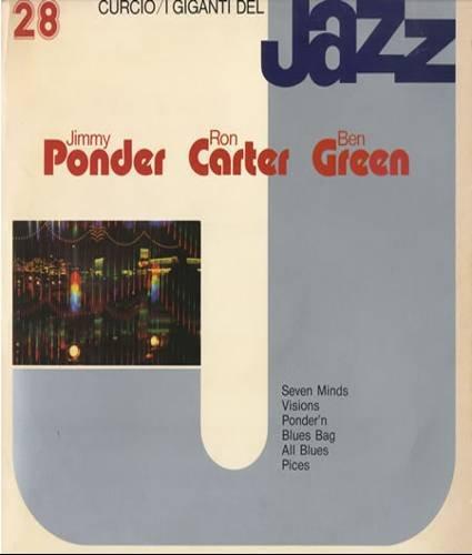 I GIGANTI DEL JAZZ No. 28 - JIMMY PONDER TRIO - Cassette Tape