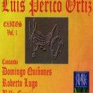 LUIS PERICO ORTIZ - Exitos Vol. 1 (1997) - Cassette Tape