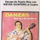 NIEVES QUINTERO - Danzas De Puerto Rico - Cassette Tape