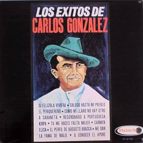 CARLOS GONZALEZ - Los Exitos De Carlos Gonzalez - LP
