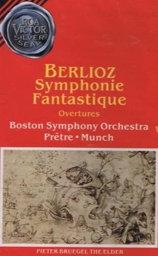 BERLIOZ: Symphonie Fantastique Op.14; Roman Carnival Overture Op. 9- Cassette Tape