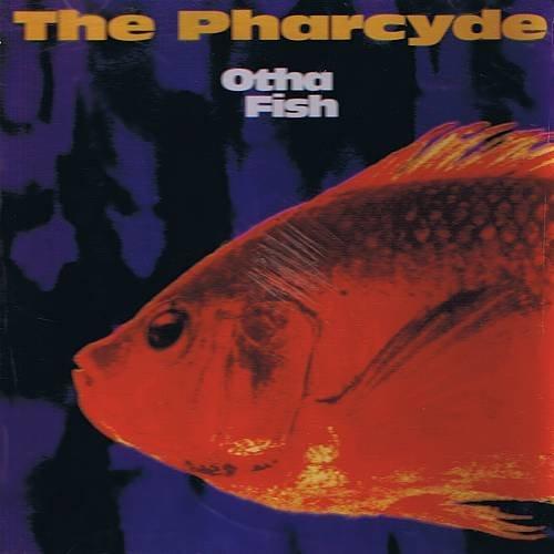 THE PHARCYDE - Otha Fish (1993) - CD Maxi Single