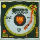 SECCHI MANIA - Network 105 - CD