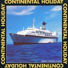 CONTINENTAL HOLIDAY (1986) - CD