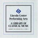 HERBERT VON KARAJAN - Bach / Stravinsky (1992) - CD