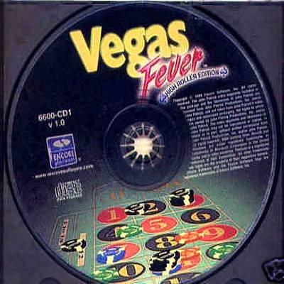 VEGAS FEVER - High Roller Edition - CD-ROM