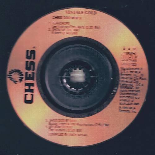 CD3 VINTAGE GOLD - Chess Doo Wop (1989) - 3 inch CD