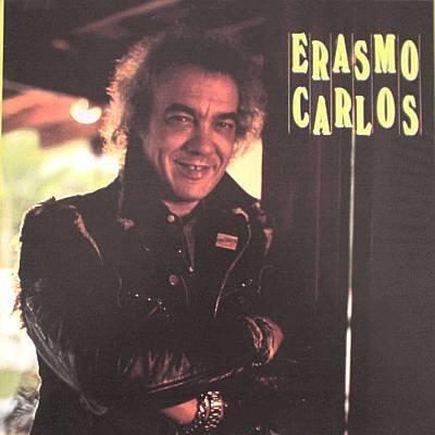 ERASMO CARLOS - Erasmo Carlos (1985) - LP