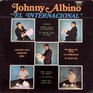 JOHNNT ALBINO - El Internacional (1977) - LP