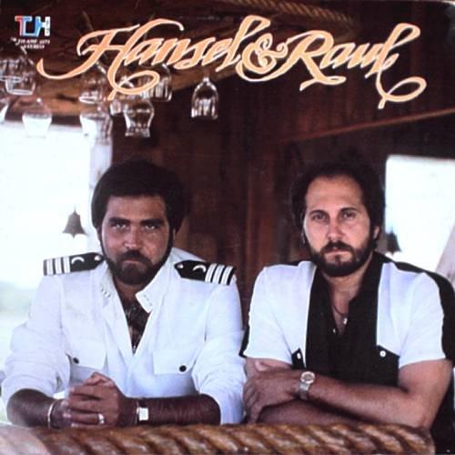 HANSEL & RAUL - Hansel & Raul (1983) - LP