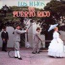 LOS HIJOS DE PUERTO RICO (1988) - LP