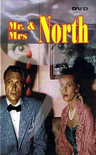 MR. & MRS. NORTH - 3 Episodes - Sealed DVD
