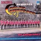 ORQUESTA CARLOS CAMPOS - Danzones (1978) - LP