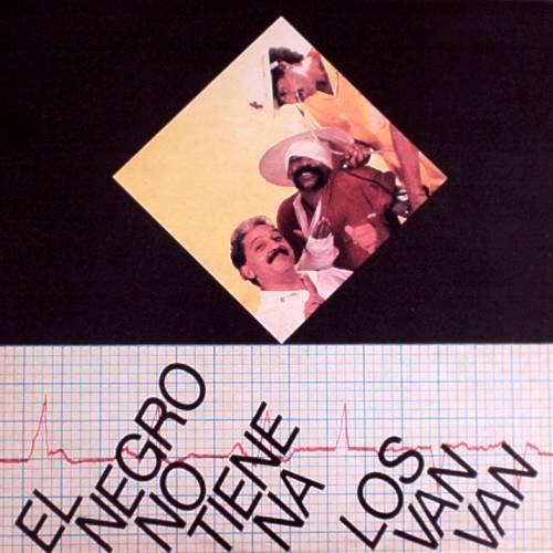 LOS VAN VAN - El Negro No Tiene Na (1988) - LP