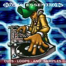BREAK ESSENTRICS - Cuts-Loops - Samples - CD