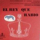 EL REY QUE RABIO - Zarzuela Española - LP