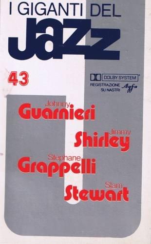I GIGANTI DEL JAZZ No. 43 - Cassette Tape