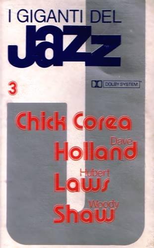 I GIGANTI DEL JAZZ No. 3 - Cassette Tape