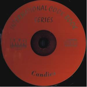 INTERNATIONAL COOKBOOK SERIES - Candies (1996) - CD-ROM