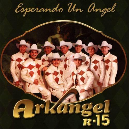 BANDA ARKANGEL R-15 - Esperando Un Angel (1999) - CD
