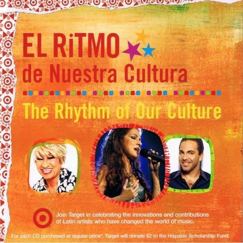 VARIOS ARTISTAS - El Ritmo De Nuestra Cultura (2005) - CD
