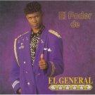 EL GENERAL - El Poder Del General (1992) - CD