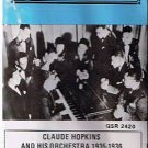 CLAUDE HOPKINS & ORCHESTRA: 1935-1936 - Cassette Tape
