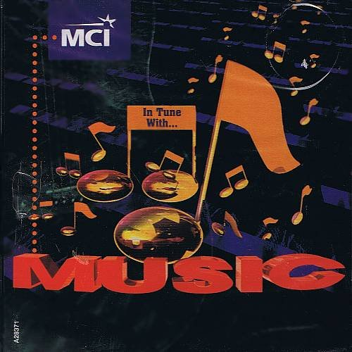 VARIOUS ARTIST - In Tune with MCI (1997) - CD