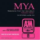 MYA - Mood Ring (2003) - CD Promo