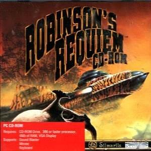 ROBINSON'S REQUIEM (1994) - PC CD ROM Game