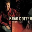 BRAD COTTER - Patient Man (2004) - CD