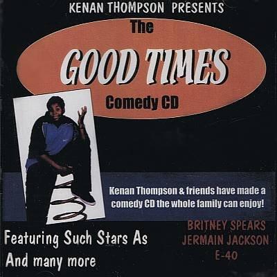 KENAN THOMPSON - Good Times (2002) - CD