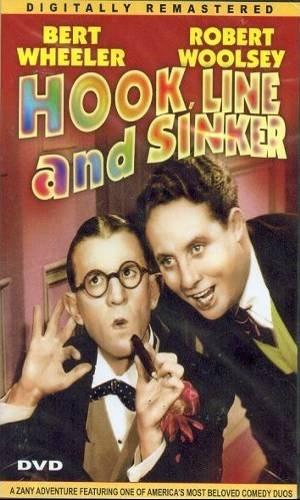 HOOK, LINE AND SINKER (1930) - DVD