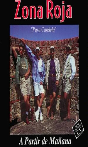 ZONA ROJA - A Partir De Man�ana (1994) - Cassette Tape