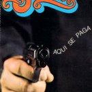 LOS SATELITES - Aqui Se Paga (1973) - Cassette Tape