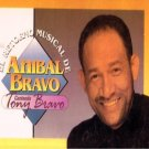 ANIBAL BRAVO - Retorno Musical - Cassette Tape