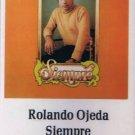 ROLANDO OJEDA - Siempre (1978) - Cassette Tape