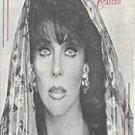 VERONICA CASTRO - Mi Pequeña Soledad (1990) - Cassette Tape