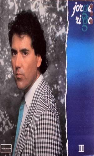 JORGE RIGO - III (1988) - Cassette Tape