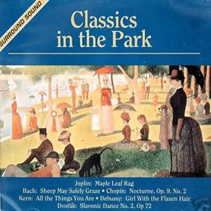 JOHN ARPIN - Classics In The Park (1999) - CD
