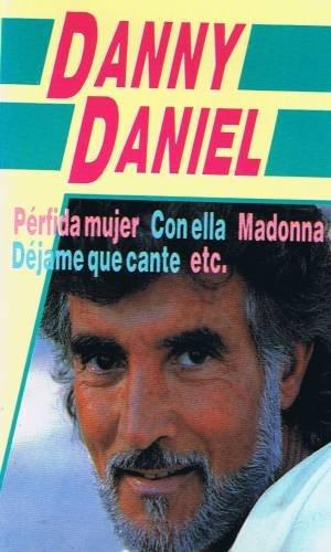 DANNY DANIEL - Con Ella (1992) - Cassette Tape
