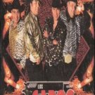 LOS CAPOS - Puros Exitos 2001 - Cassette Tape