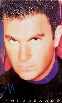 MIJARES - Encadenado (1993) - Cassette Tape
