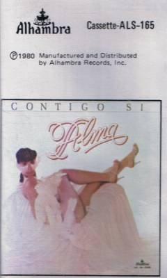 ALMA - Contigo Si (1980) - Cassette Tape