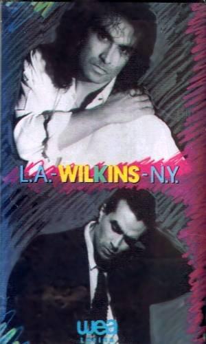 WILKINS - L.A / N.Y. (1989) - Cassette Tape